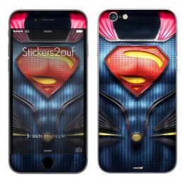 Man of steel iPhone 6 Plus