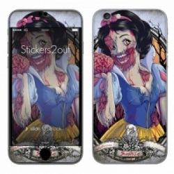 Blanche Neige Zombie iPhone 6 Plus