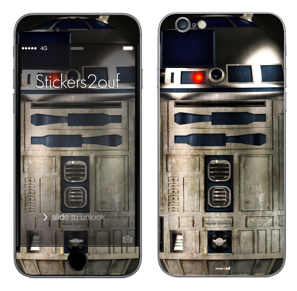 R2D2 iPhone 6 Plus