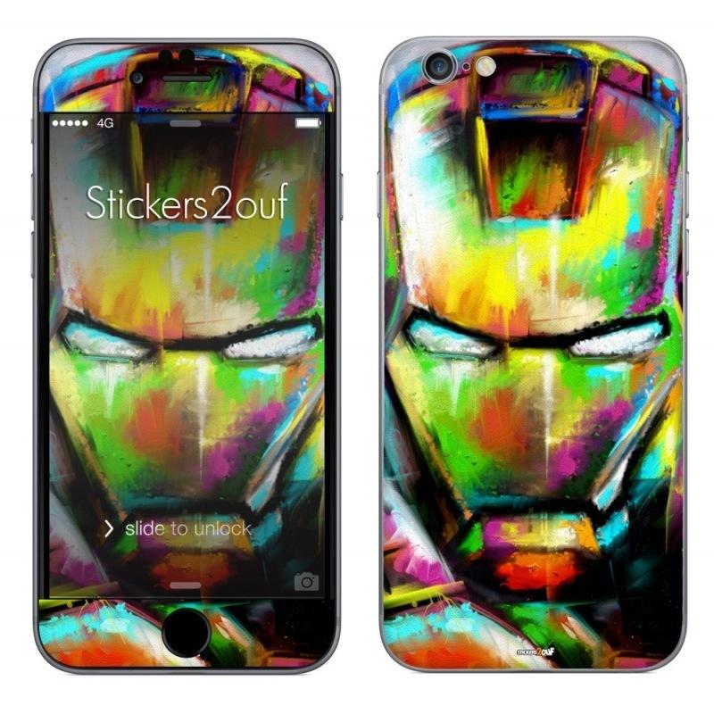 iron paint iPhone 6 Plus