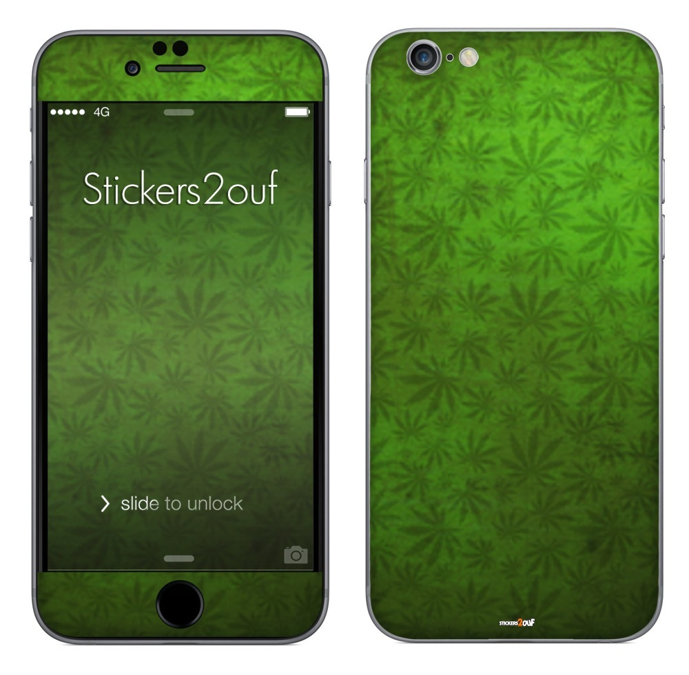 Weed iPhone 6 Plus
