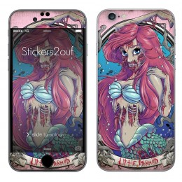 Sirene zombie iPhone 6 Plus