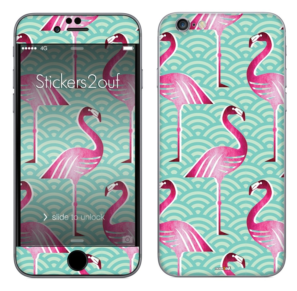 Flamingo iPhone 6 Plus