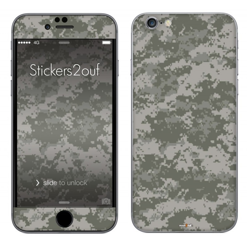 Camo desert iPhone 6 Plus