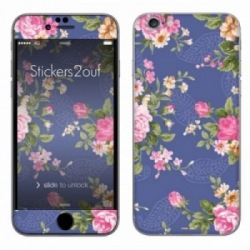 Vintage flower iPhone 6 Plus