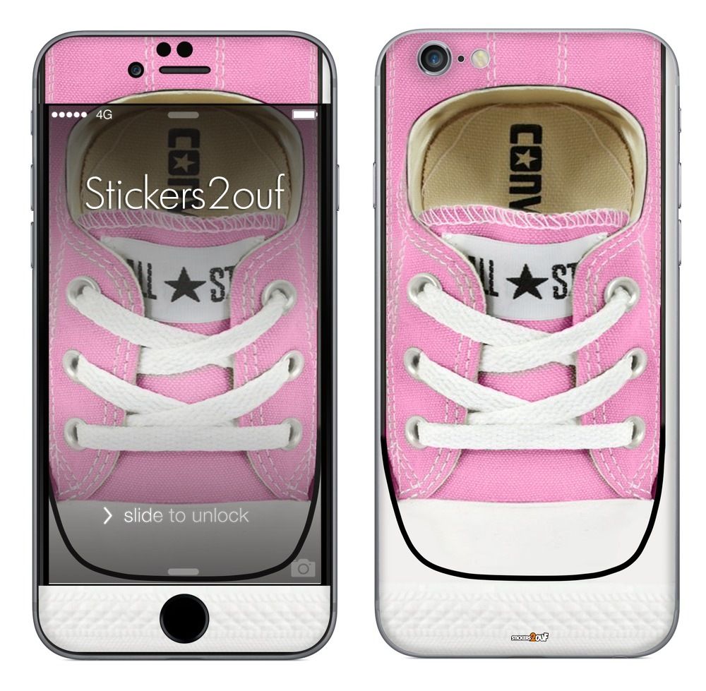 Pink Star iPhone 6 Plus