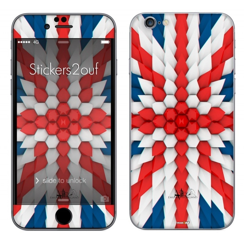 Jack Flag iPhone 6 Plus