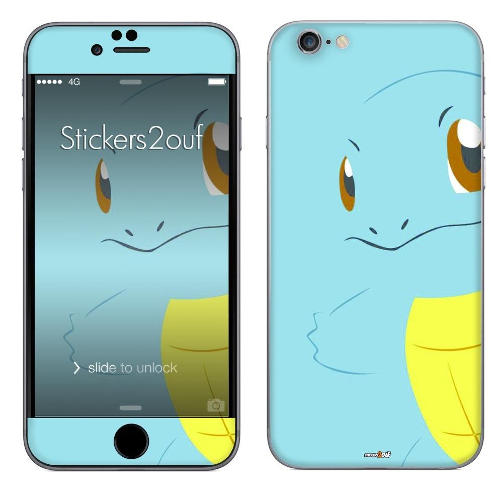 Carapuce iPhone 6 Plus