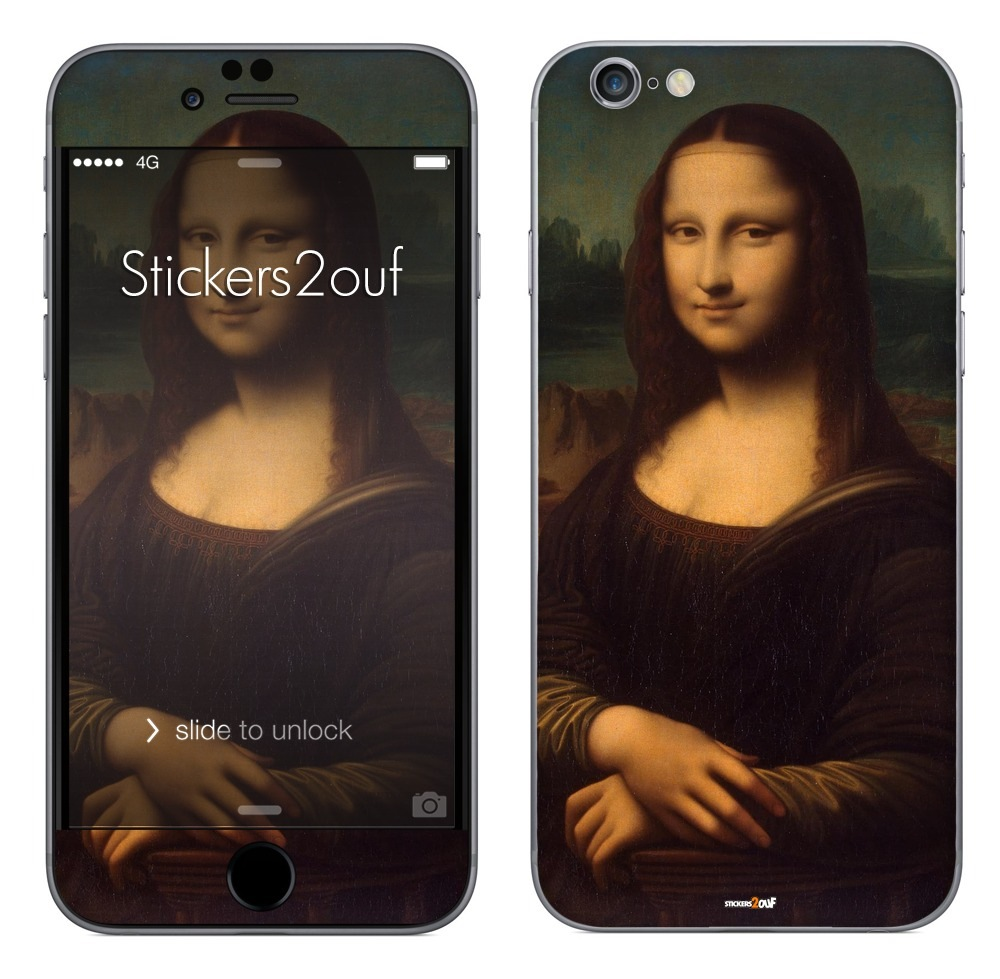 Mona iPhone 6 Plus