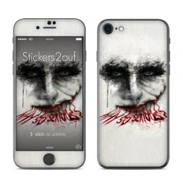 Why so serious iPhone 7
