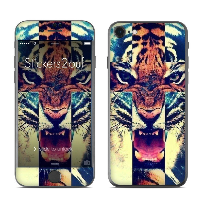 Tiger Cross iPhone 7