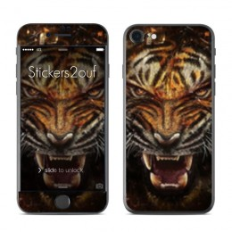 Tiger iPhone 7