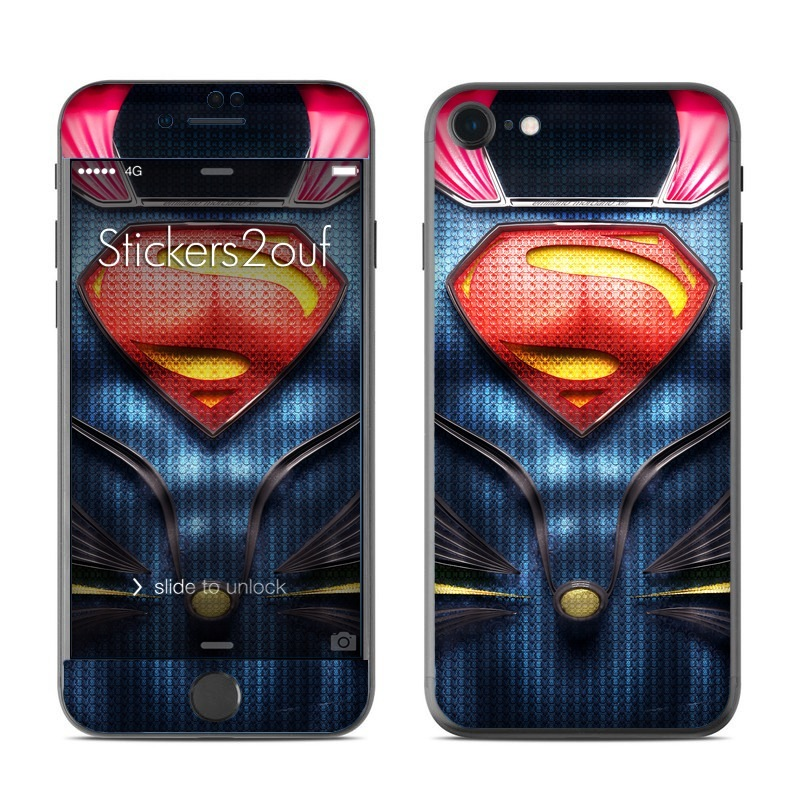 Man of steel iPhone 7