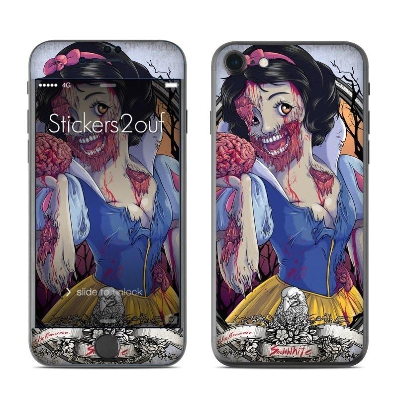 Blanche Neige Zombie iPhone 7