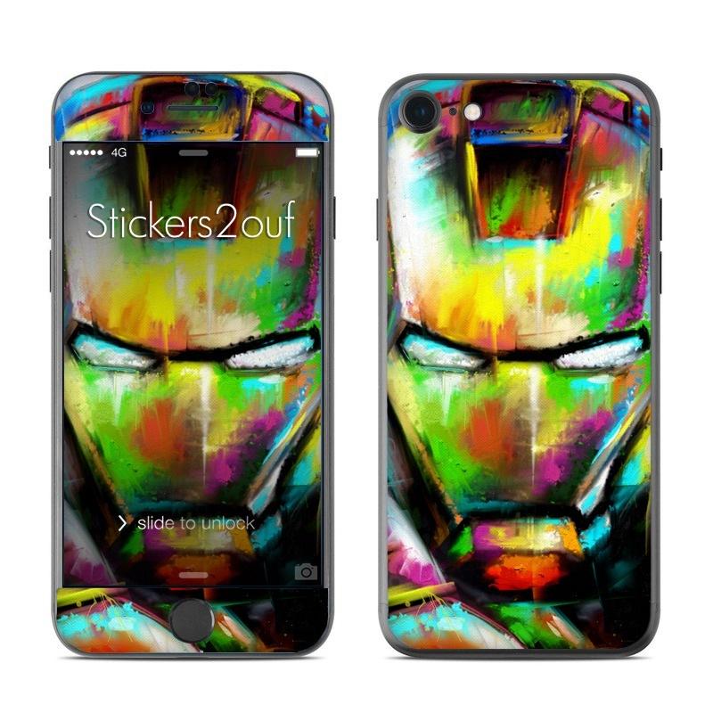 iron paint iPhone 7