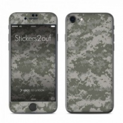Camo desert iPhone 7