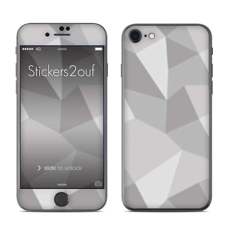 Grey pattern iPhone 7