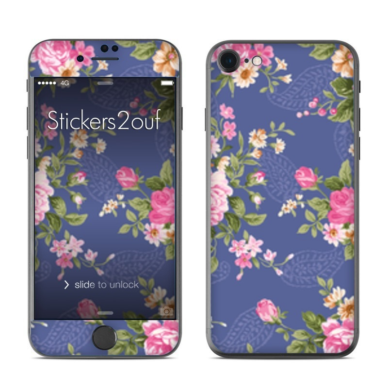 Vintage flower iPhone 7