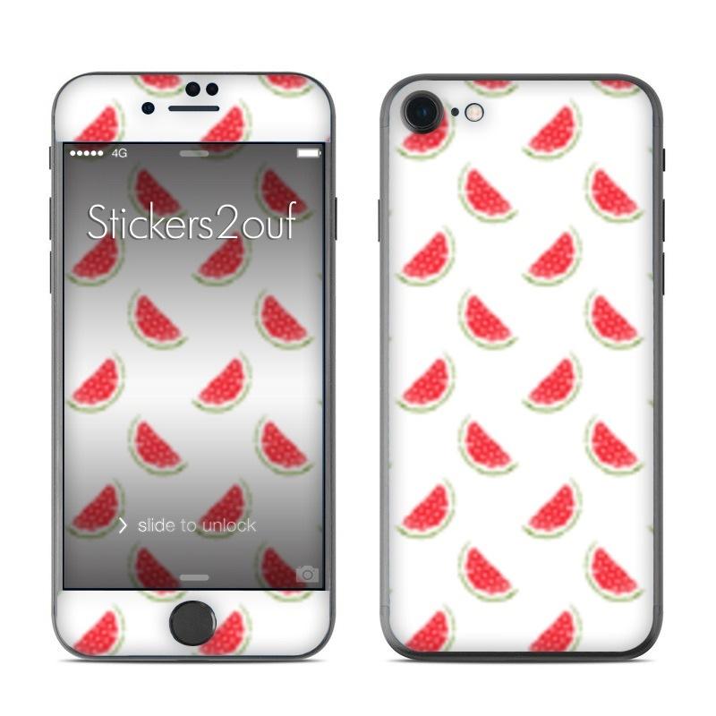 Pastèque iPhone 7
