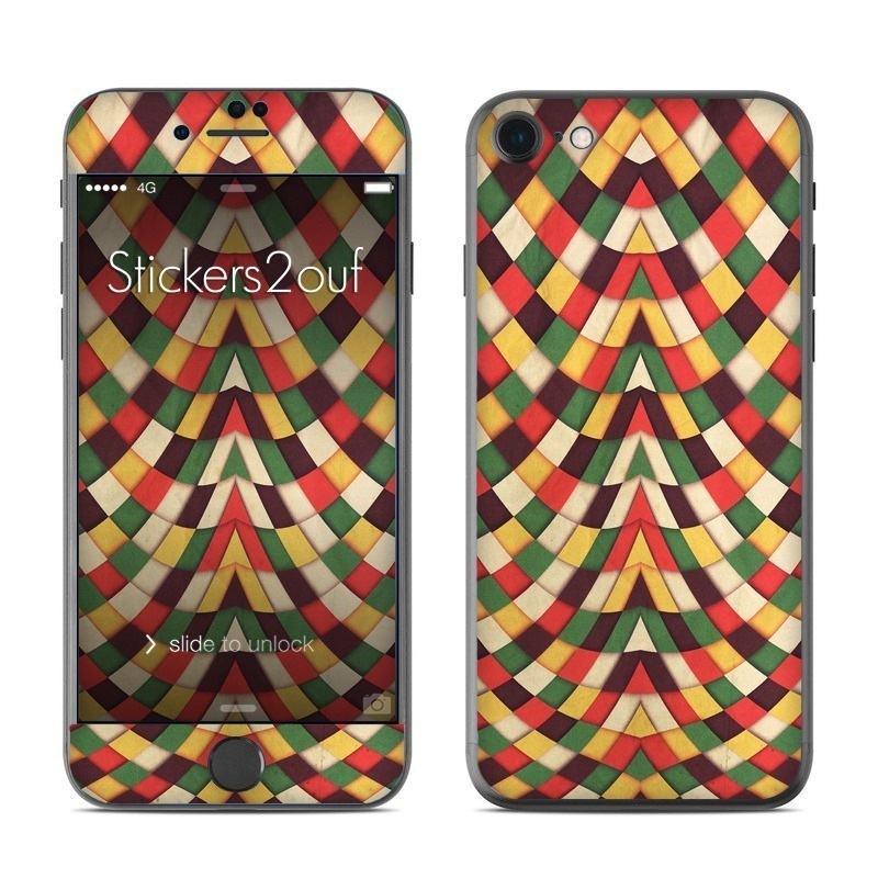 Rastafarian iPhone 7
