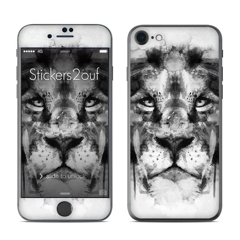 BW Lion iPhone 7