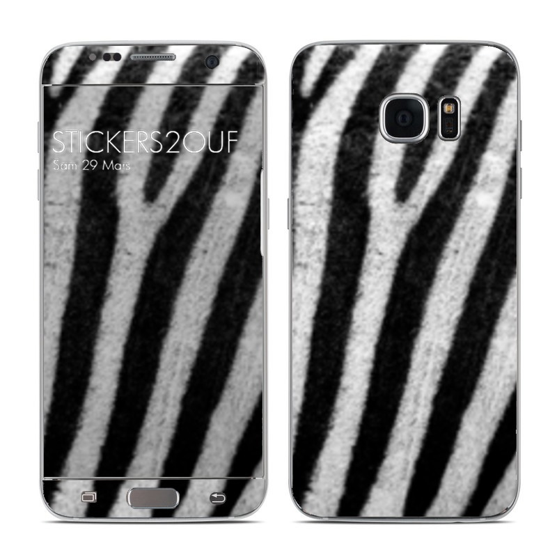 Zèbre Galaxy S7 Edge