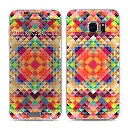 We color Galaxy S7 Edge