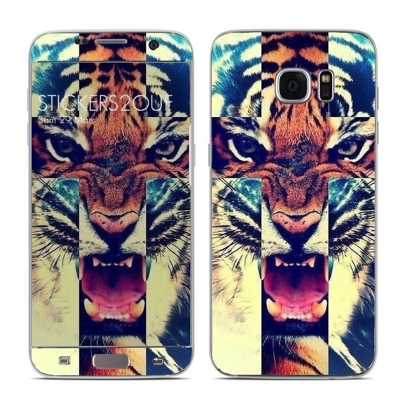 Tiger Cross Galaxy S7 Edge