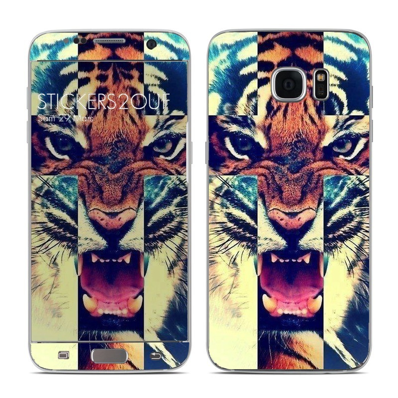 Tiger Cross Galaxy S7 Edge