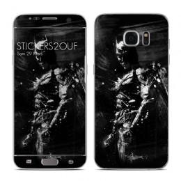 Splash of darkness Galaxy S7 Edge