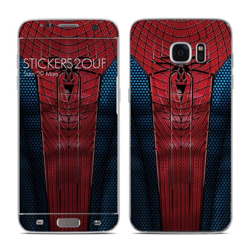 Spidey Galaxy S7 Edge