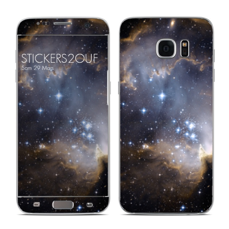 Space Galaxy S7 Edge