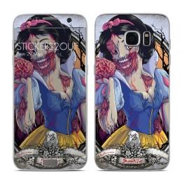 Blanche Neige Zombie Galaxy S7 Edge