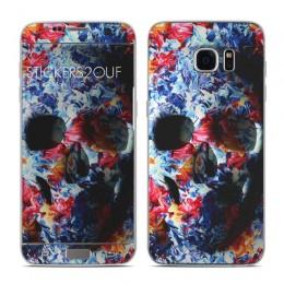 Skull light Galaxy S7 Edge