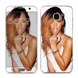 Rihanna Galaxy S7 Edge