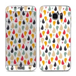 Raining Galaxy S7 Edge