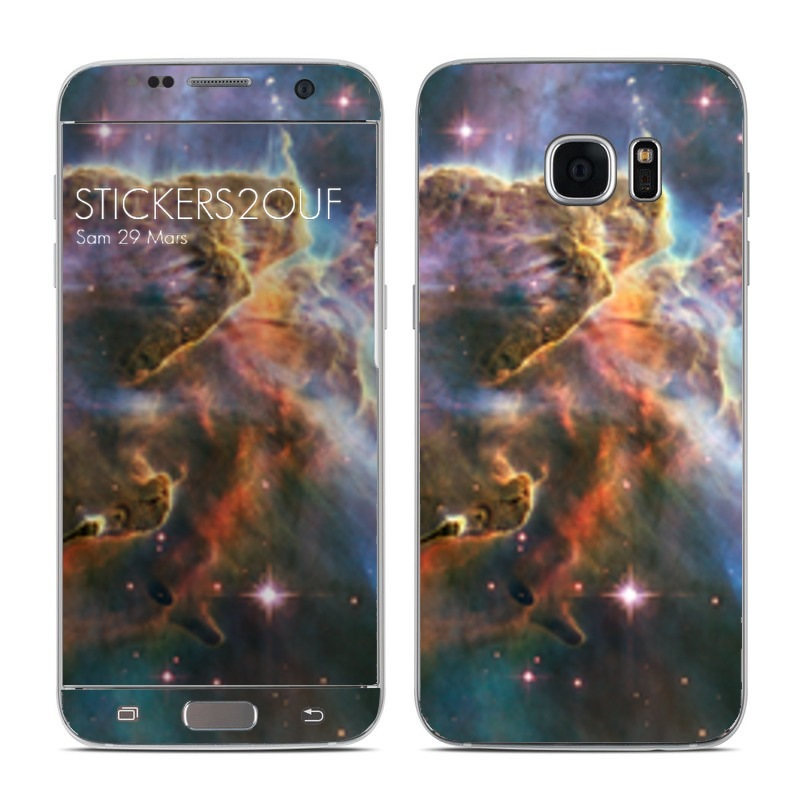 Nebula Galaxy S7 Edge