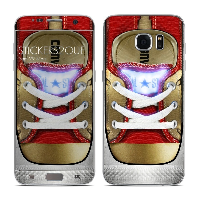 iron converse Galaxy S7 Edge
