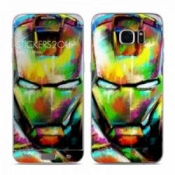 iron paint Galaxy S7 Edge