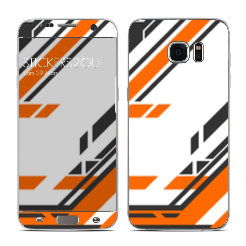 Asiimov Galaxy S7 Edge