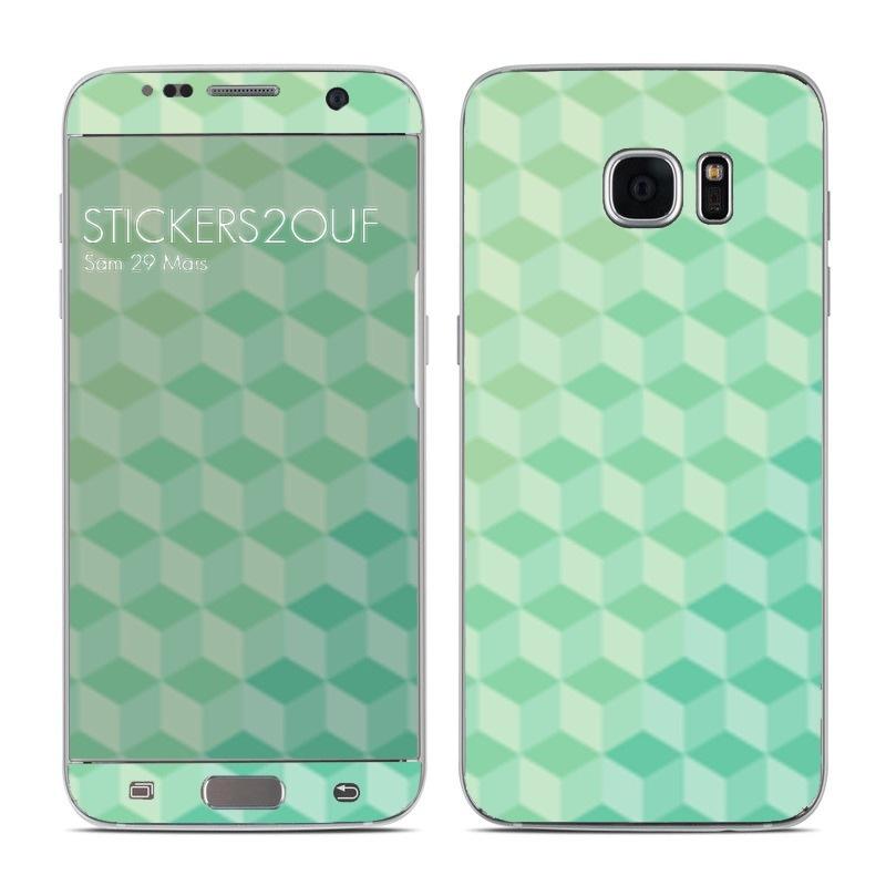 Cube Galaxy S7 Edge