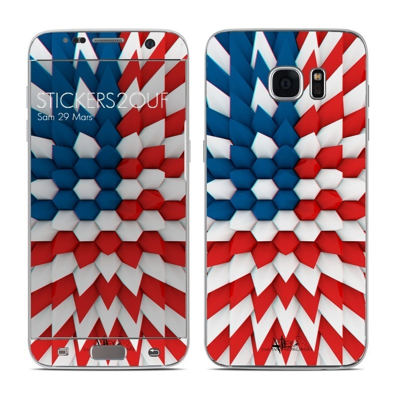 Polyflag USA Galaxy S7 Edge