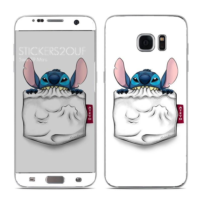 little stitch Galaxy S7 Edge