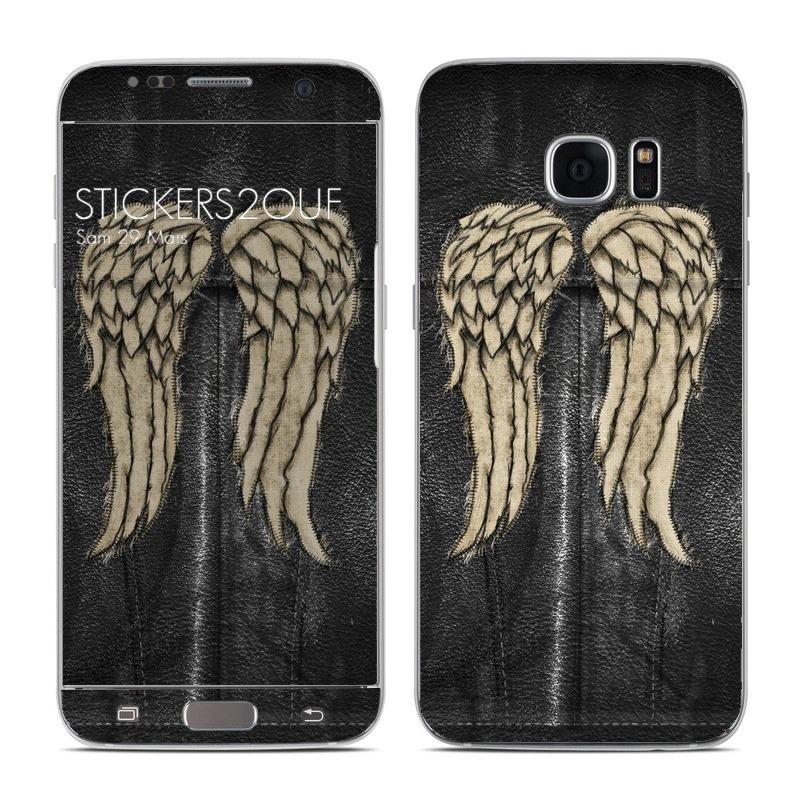 Wings Galaxy S7 Edge