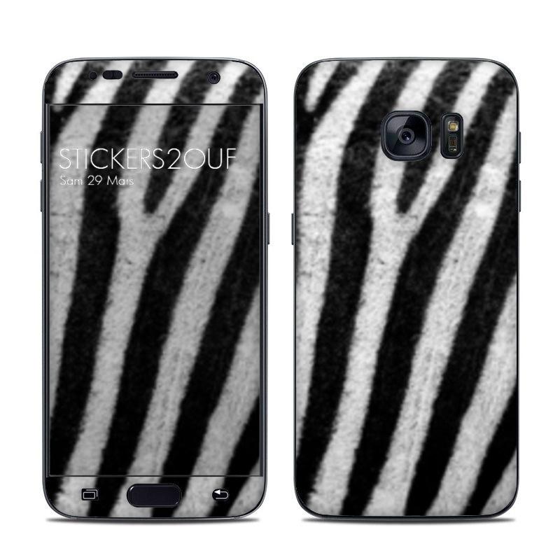 Zèbre Galaxy S7