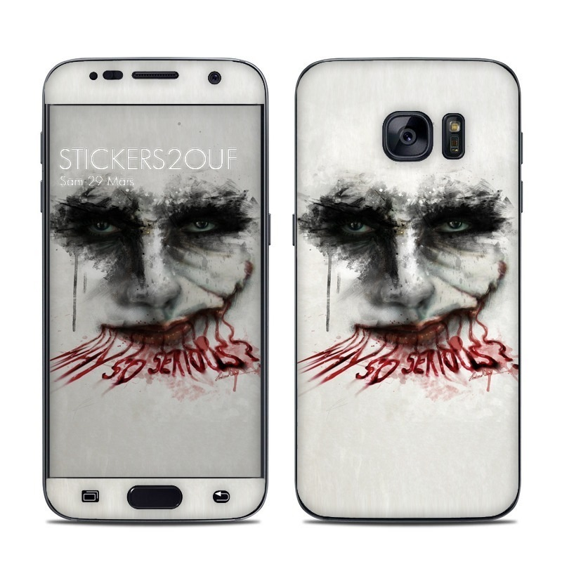 Why so serious Galaxy S7
