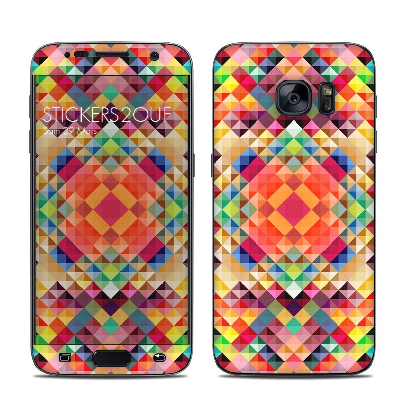We color Galaxy S7