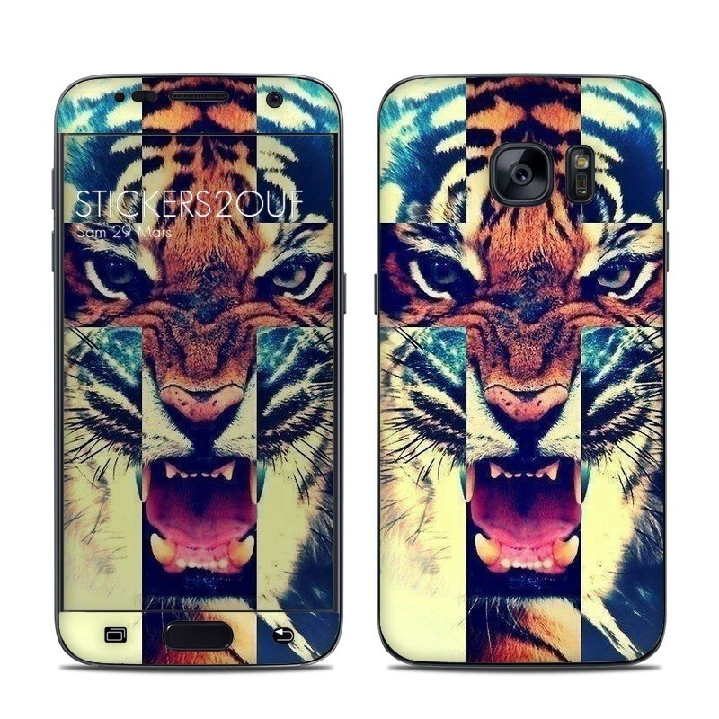 Tiger Cross Galaxy S7