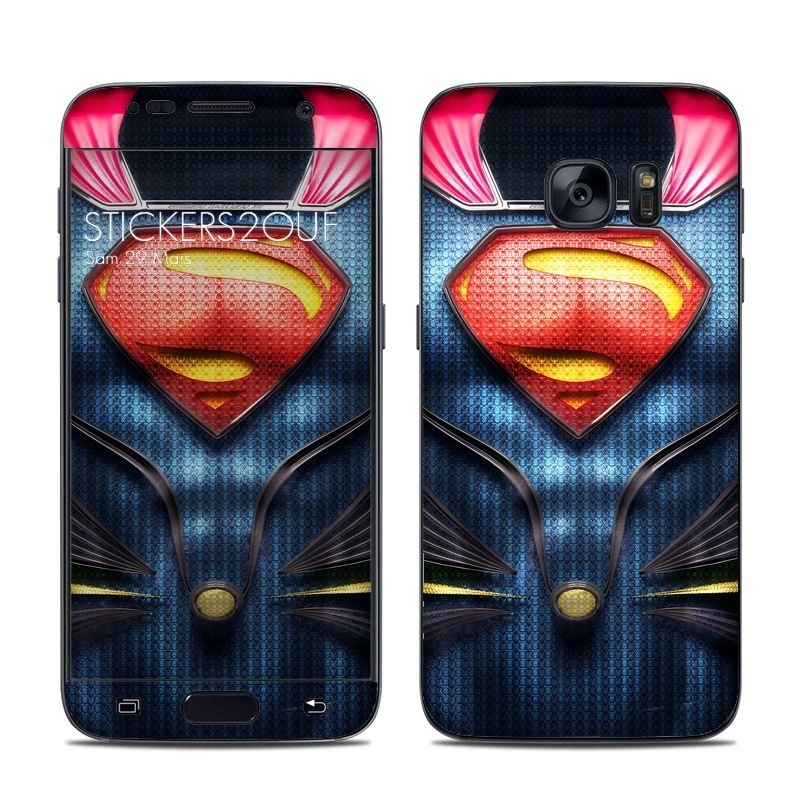 Man of steel Galaxy S7