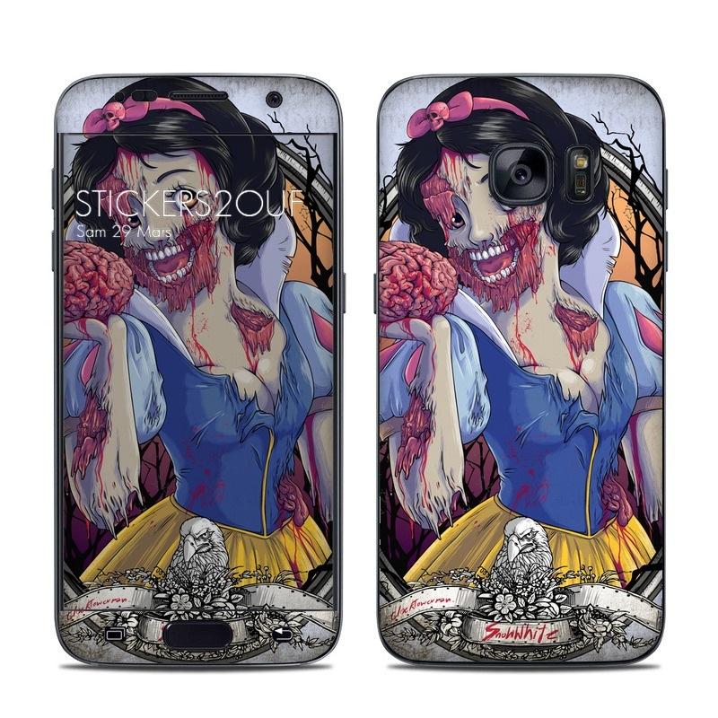 Blanche Neige Zombie Galaxy S7